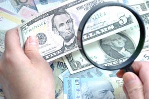 Qué hacer si te dieron un Billete Falso