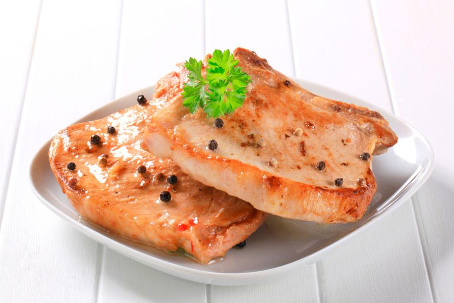 C mo preparar chuletas de cerdo r pido y f cil for Cocina facil y rapido de preparar