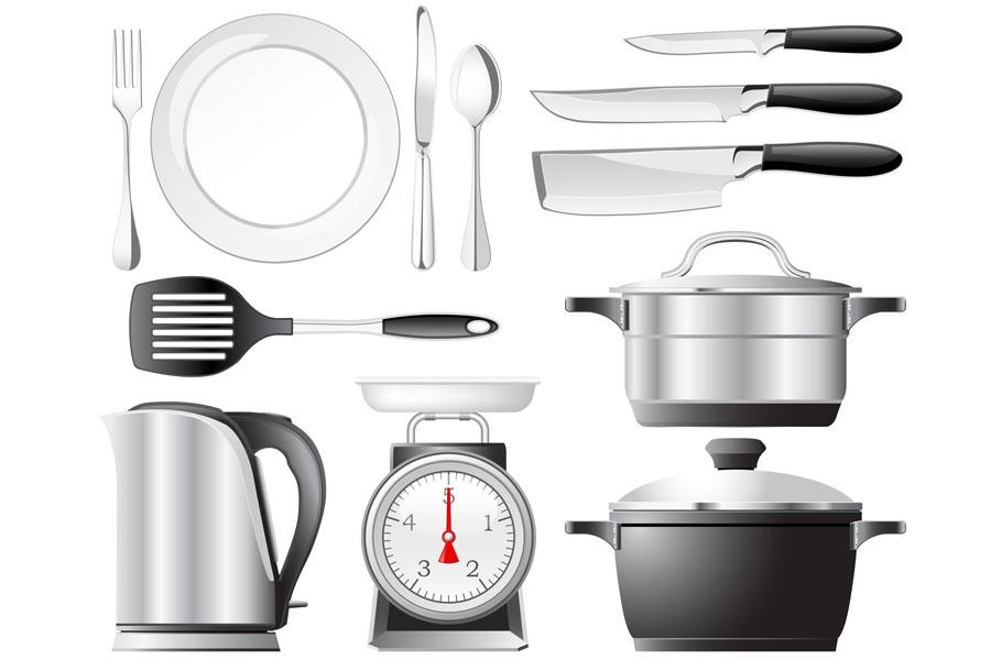 Cómo equipar la Cocina con Utensilios básicos