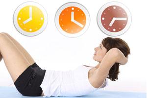¿Cuál es el Mejor Horario para hacer Ejercicios?
