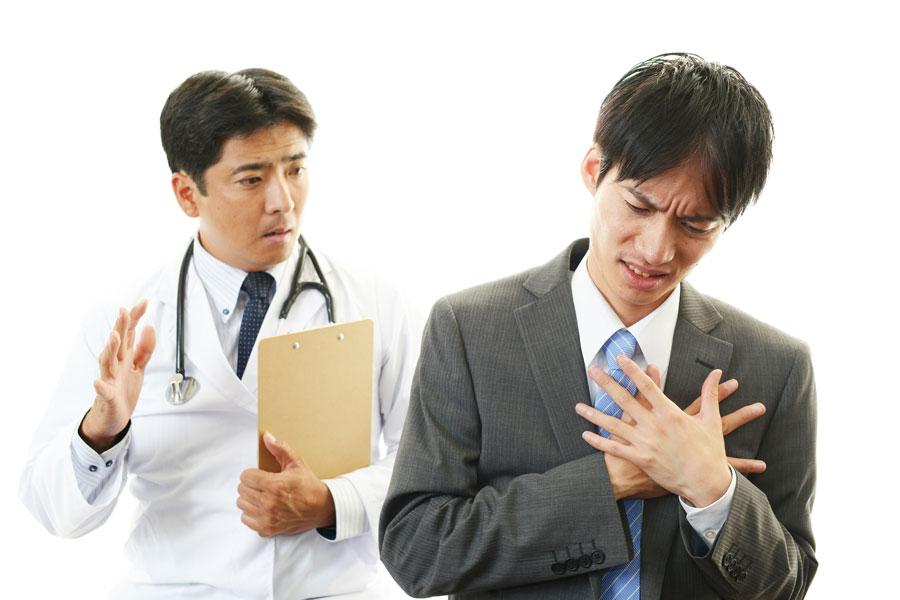 Causas de un infarto