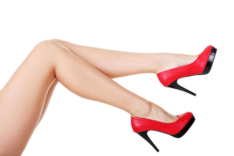 Cómo aparentar piernas más largas