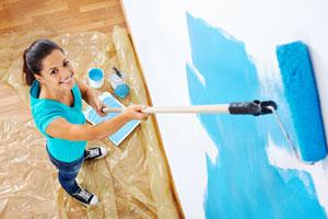 Guía para calcular la cantidad de pintura para una habitación. Cuánta pintura se necesita para pintar una pared. Cómo calcular la pintura necesaria