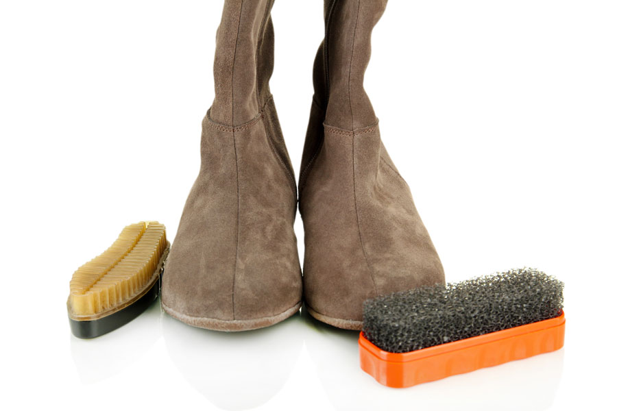 Cómo Limpiar Zapatos de Gamuza