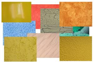 Técnicas para pintar paredes de forma decorativa. métodos decorativos para pintar paredes y otras superficies