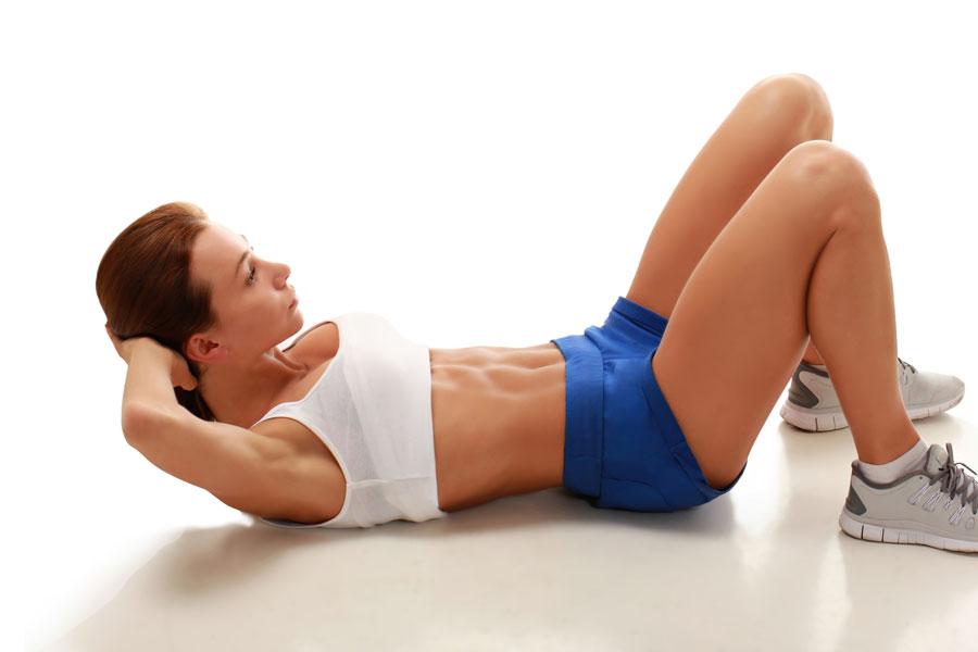 Cómo eliminar la grasa de los abdominales