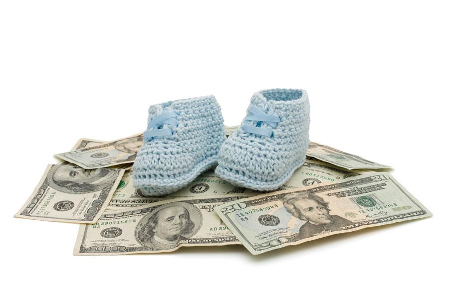 Cómo ahorrar en los gastos del bebé