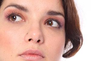 Maquillaje para ojos marrones