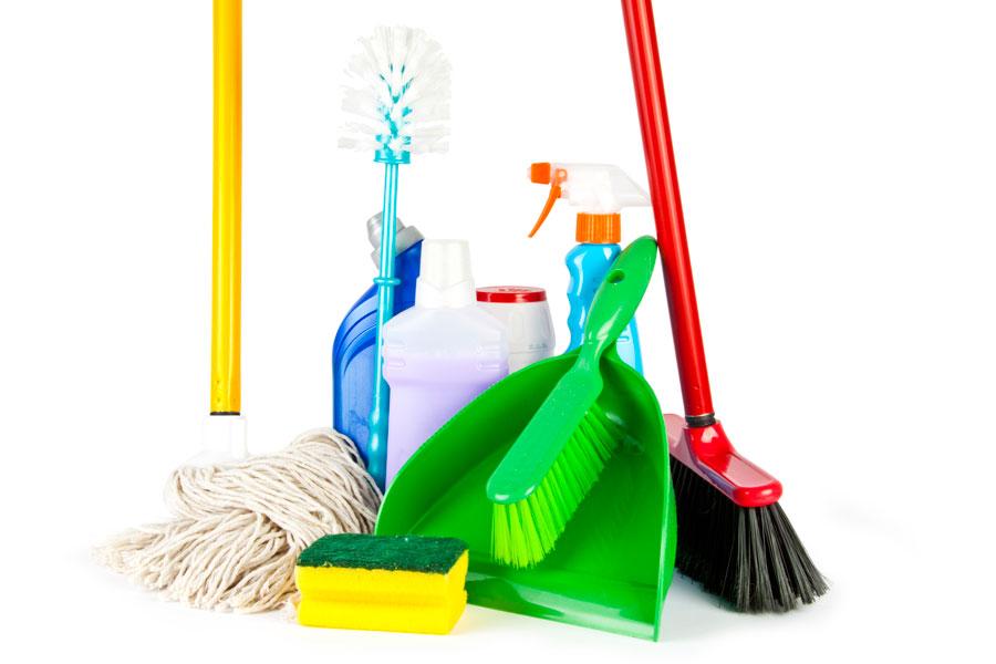 Herramientas y productos para la limpieza del hogar - Casas de limpieza ...