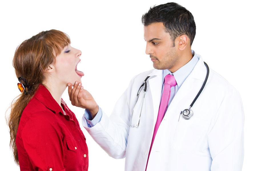 Causas de la halitosis