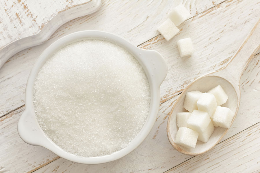 Beneficios y sustitutos del azúcar