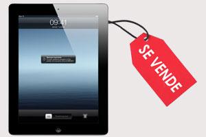 Cómo vender un iPad por Internet