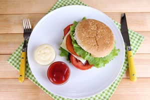 Cómo hacer salsas para hamburguesas
