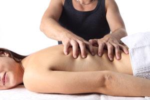 Cómo hacer masajes reductores