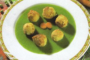 Cómo hacer croquetas de verduras
