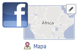 Cómo quitar el Mapa del Timeline de Facebook