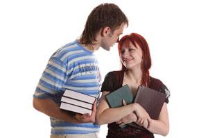 Cómo encontrar pareja en la universidad