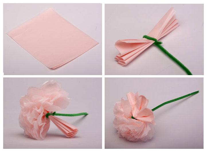 ¿Como hacer una flor? - YouTube