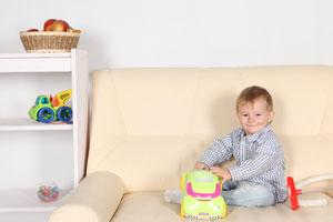 Seguridad en la casa para el bebé