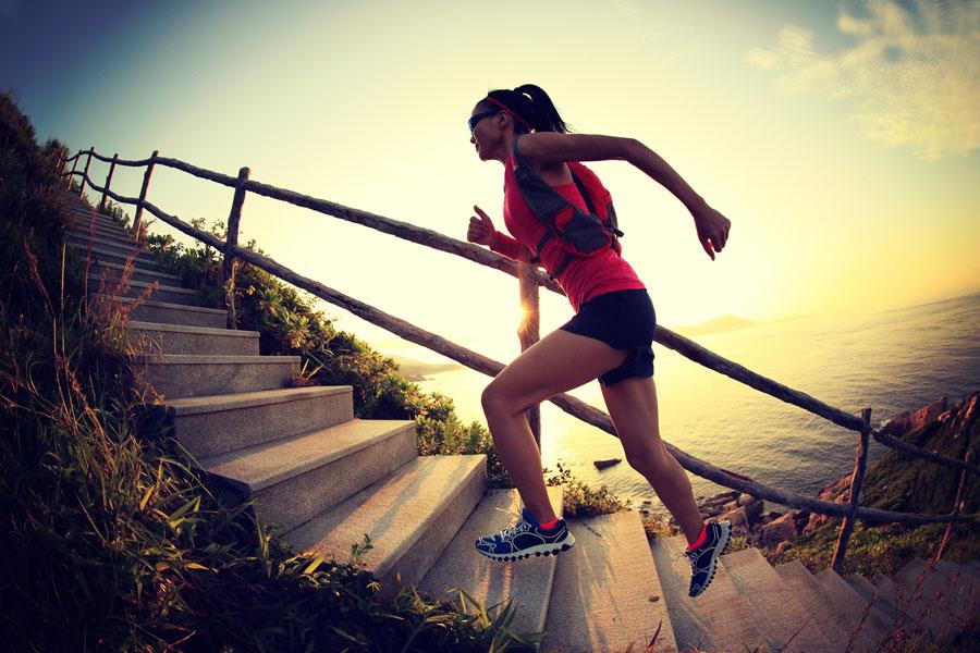 Cómo hacer running