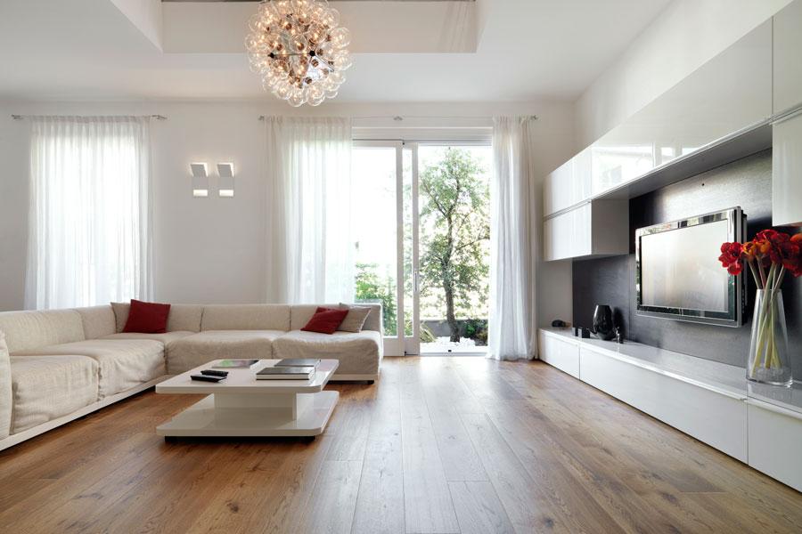 Cómo decorar una casa moderna