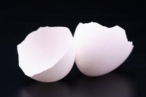 ¿Qué hacer con las cáscaras de huevo?