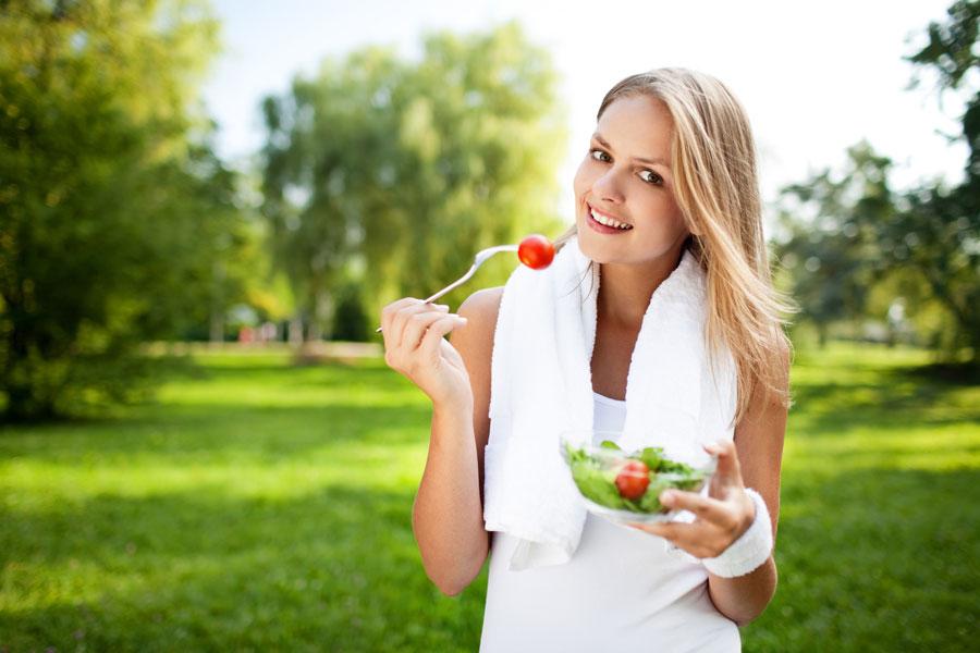 Seis pasos para una buena salud