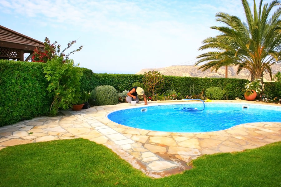Cómo ahorrar agua en el uso de la piscina