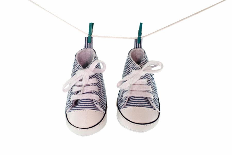 Cómo lavar las zapatillas