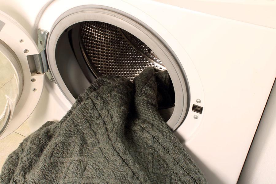 Cómo lavar ropa de lana