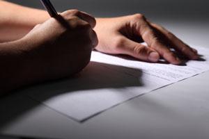 Modelo de solicitud de empleo. Guia para redactar una carta de solicitud de trabajo. cómo escribir una solicitud de empleo