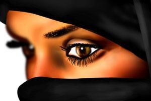 Cómo Maquillar los Ojos estilo árabe