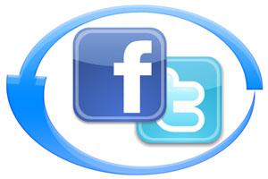 Cómo sincronizar Facebook y Twitter