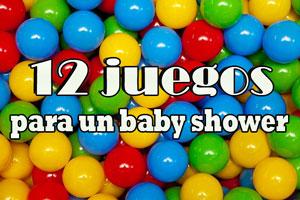 publicalo en 12 juegos para un baby shower 12 juegos para divertirse