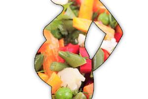 Alimentos que ayudan en el embarazo