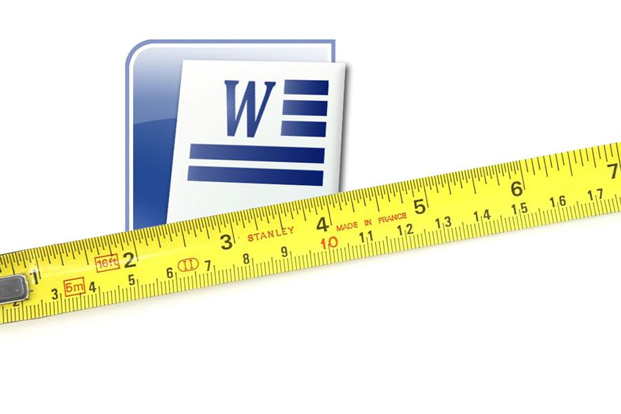 Cómo cambiar las unidades de medida en Word - Video