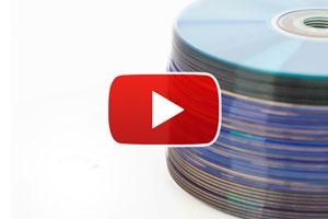 Cómo reparar un CD o DVD dañado - Video