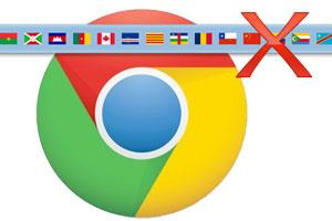 Cómo desactivar la barra de traducción automática en Chrome
