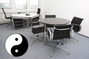 Como decorar la oficina para atraer prosperidad en tu trabajo. Consejos del feng shui, sigue los puntos cardinales para decorar y mejorar tu trabajo