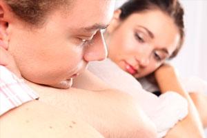 Cómo recuperar a mi esposa después de serle infiel