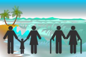 Consejos para salir de vacaciones con tus suegros