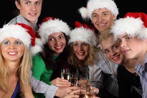 Cómo organizar las despedidas del año con distintos grupos