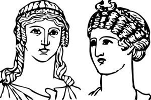 Cómo hacer un peinado griego