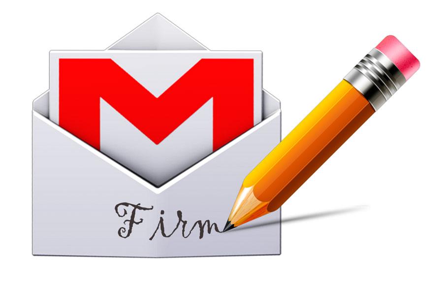 Pasos para crear firmas en el correo de gmail. Cómo configurar una firma de correo en Gmail. Crea una firma para los email de Gmail