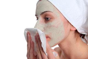 Cómo quitar las mascarillas del rostro