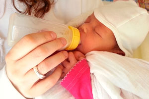 ¿Tu bebé se alimenta bien?