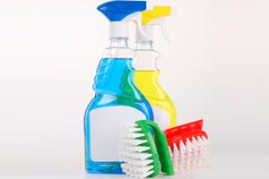Suavizante y jabón para la ropa casero