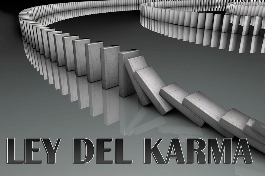 Como entender la Ley del Karma, una de las 7 leyes esprirituales para el éxito. Ley del karma, causa y efecto. Como comprender la ley del karma
