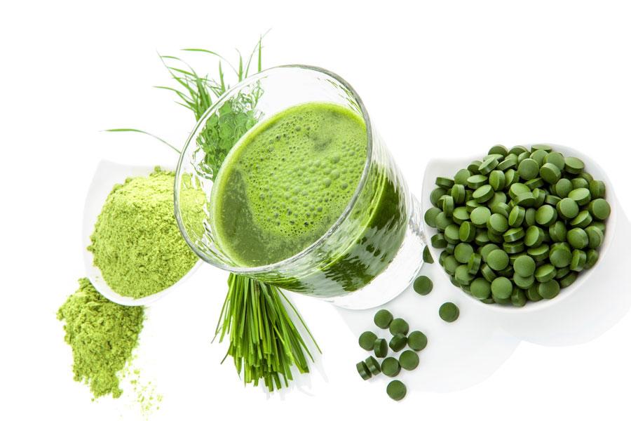 El alga espirulina poseee muchos beneficios y propiedades