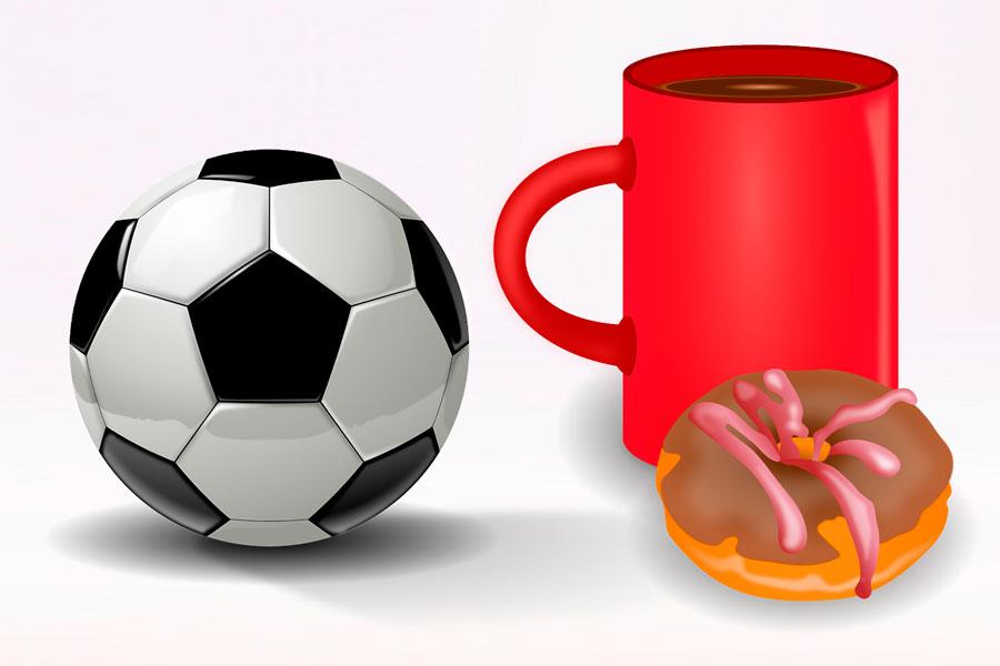 Recetas dulces para ver el mundial de futbol. Galletas y tortas para ver el mundial de futbol. Dulzuras y reposterias para ver el mundial de fútbol